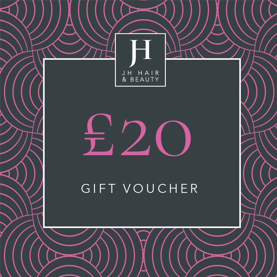JH Hair and Beauty £20 Gift Voucher