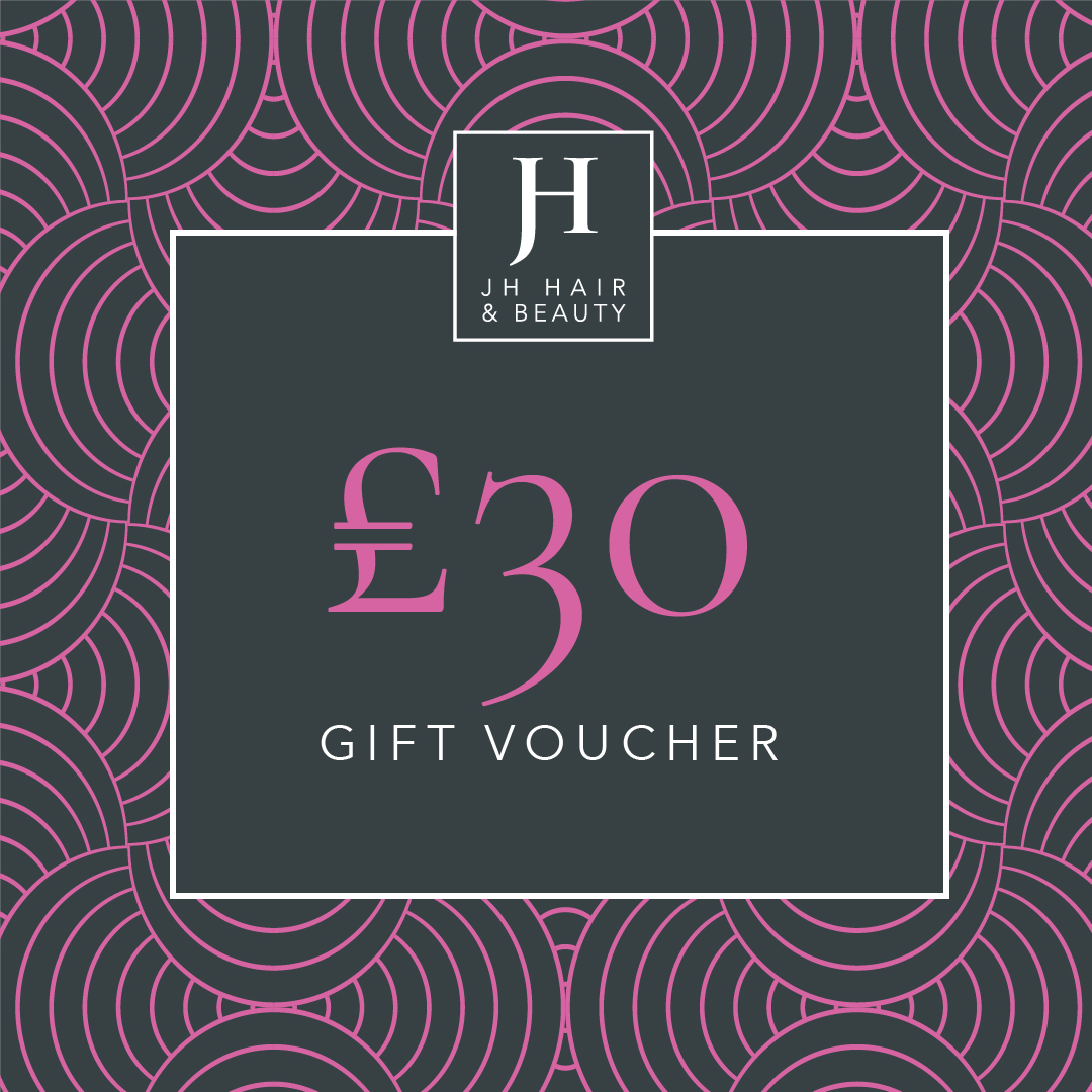JH Hair and Beauty £30 Gift Voucher