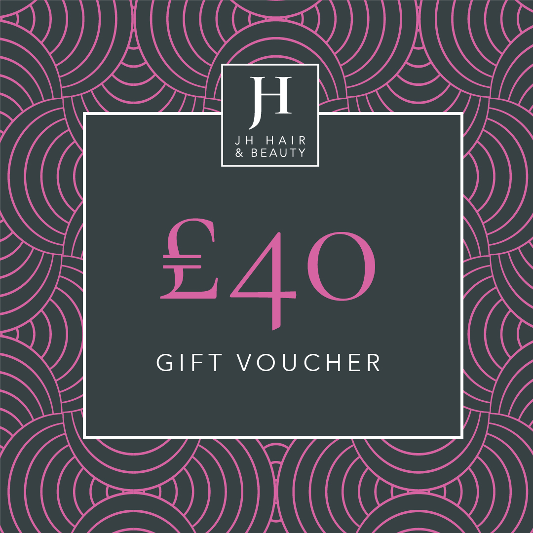 JH Hair and Beauty £40 Gift Voucher