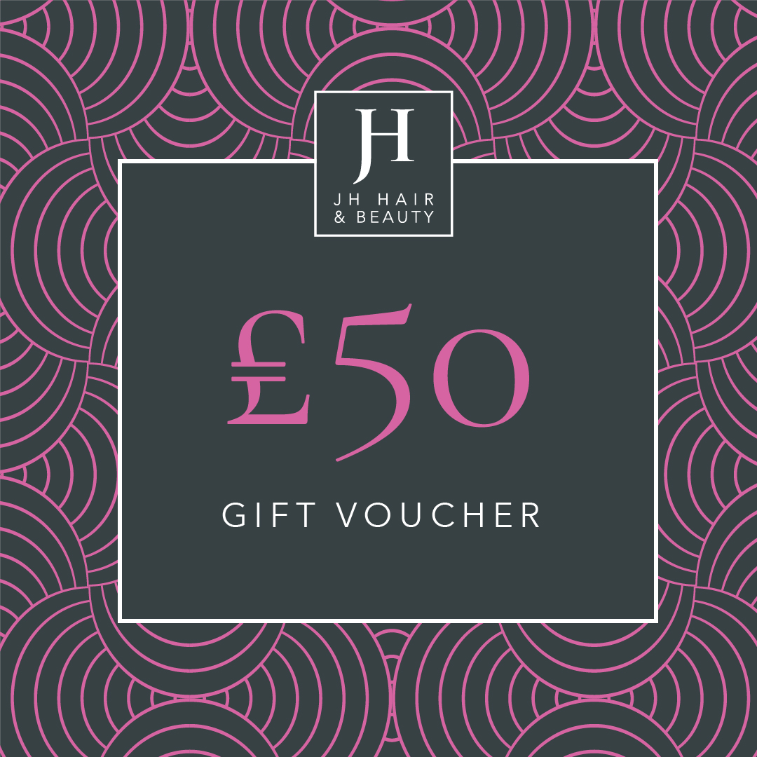 JH hair and Beauty £50 Gift Voucher